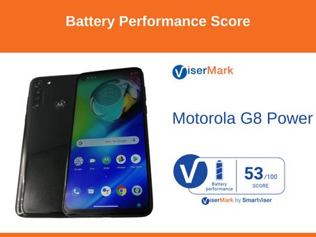 Motorola G8 Power - Battery Performance Score