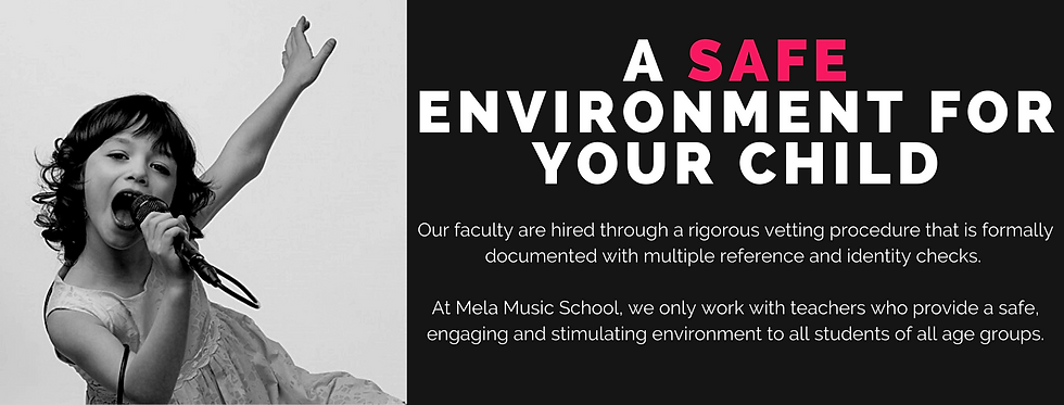 mela music school is the best online music school for kids that provides music lessons in a safe environment for kids