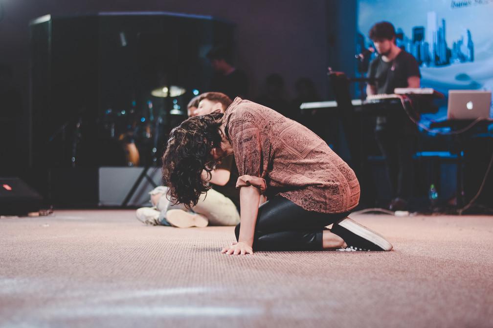 Fevereiro // Eu vou construir uma casa de adoração!