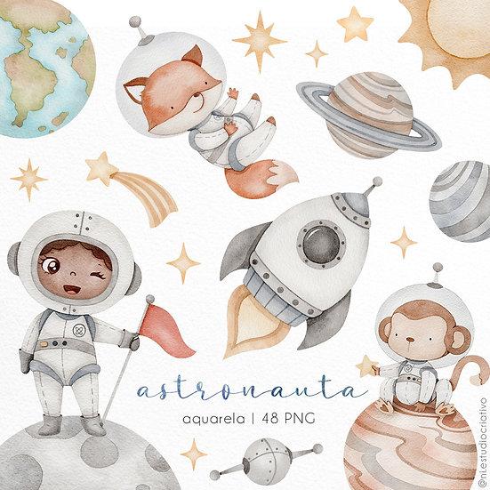 Kit Digital Astronauta