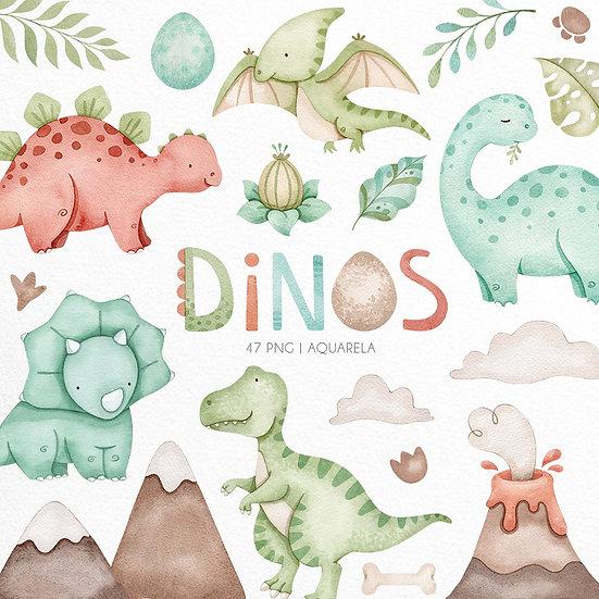 Kit Digital Dinos