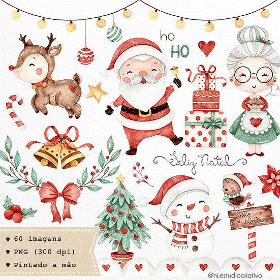 Kit Digital Doce Natal