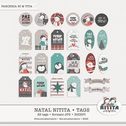 Natal Nitita - Tags