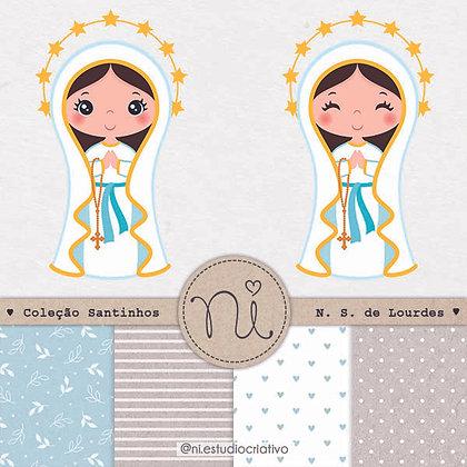Kit Digital Nossa Senhora de Lourdes