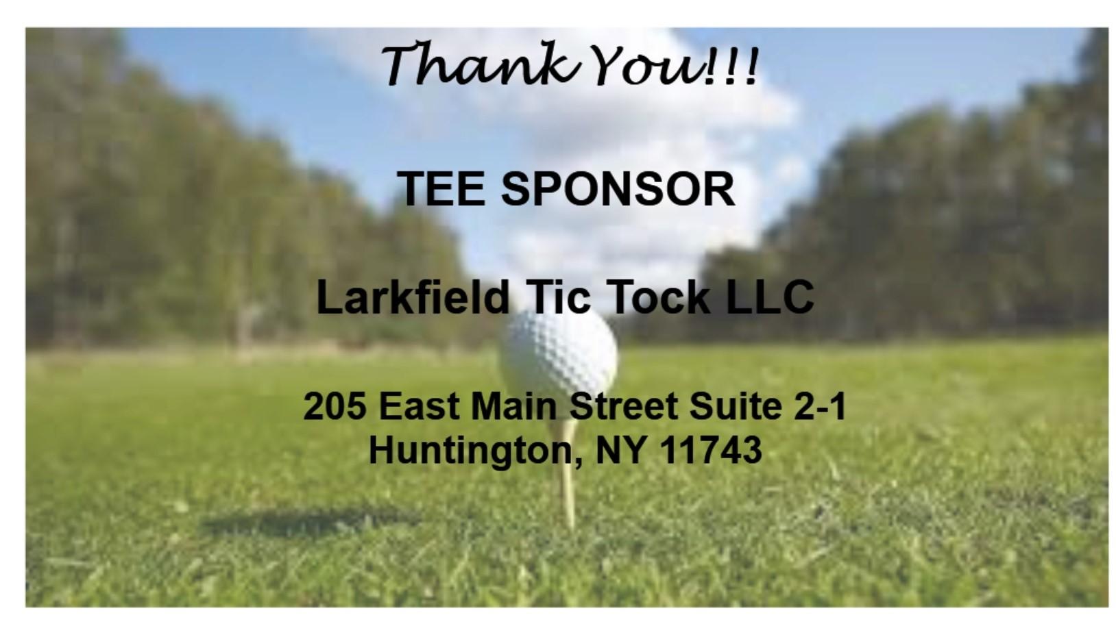 Larkfield Tic Toc LLC