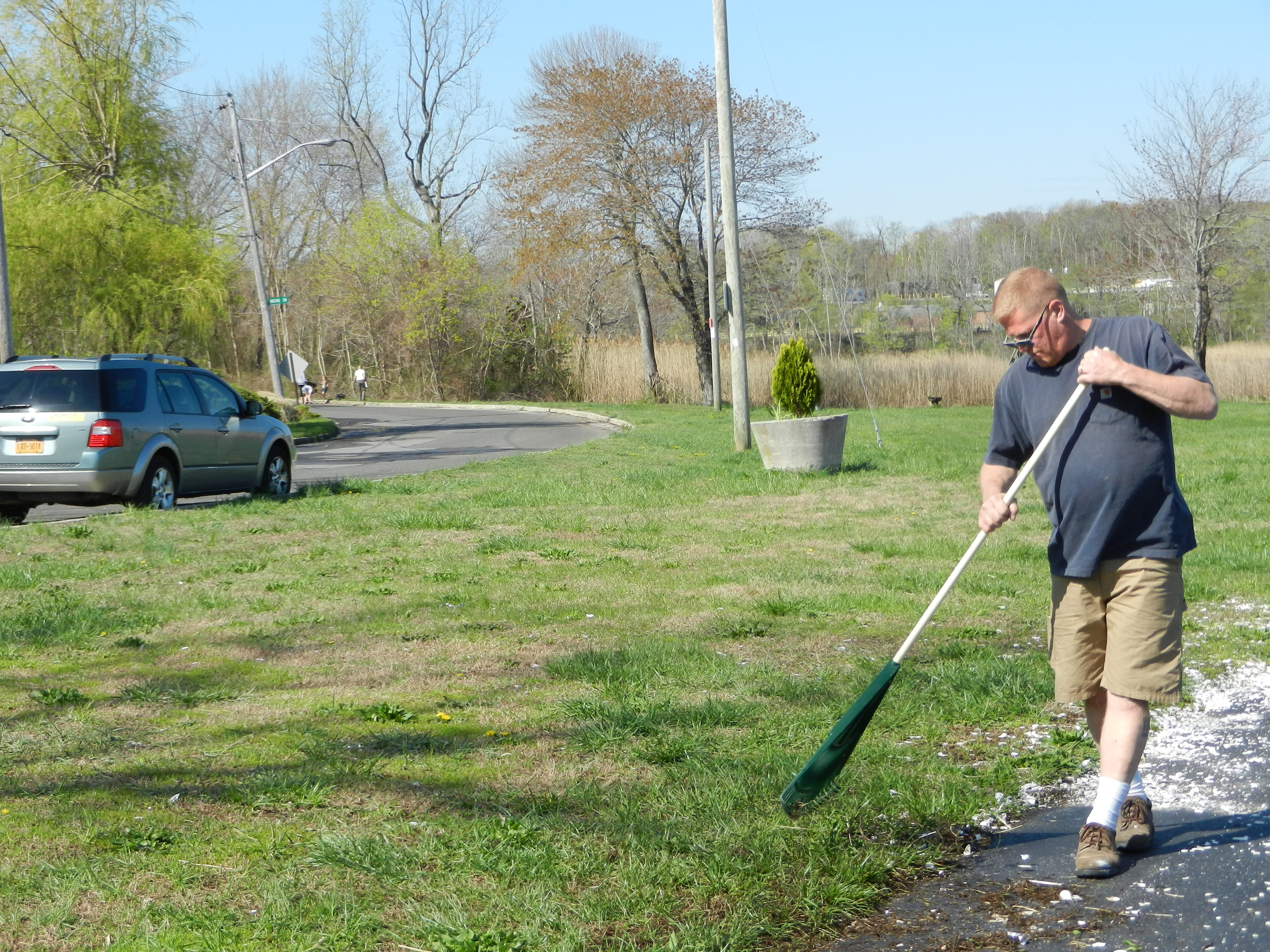 2014 Annual San Remo Civic Clean Up