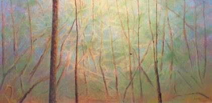 Color of Fog 48 x 24