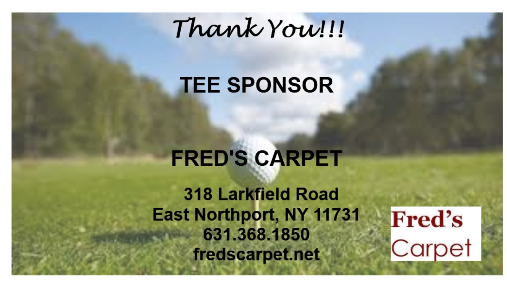 Fred's Carpet