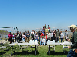 2014 Annual San Remo Civic Clean Up