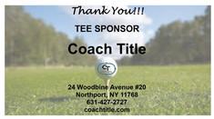 Coach Title