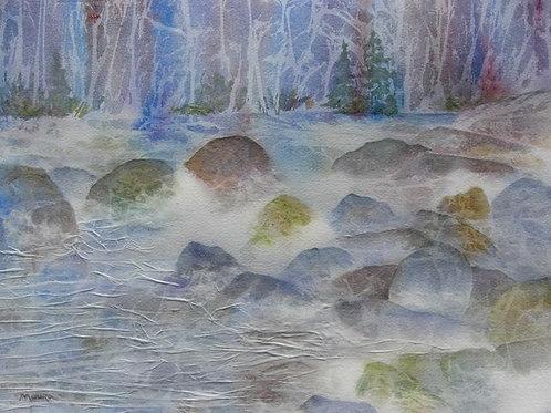 """""""Frozen River"""""""