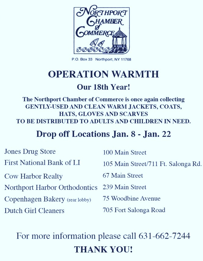Operation Warm Coats