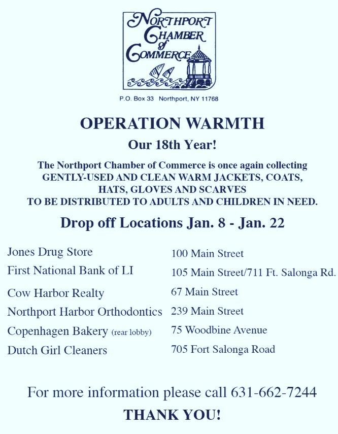 Operation Warm Coats