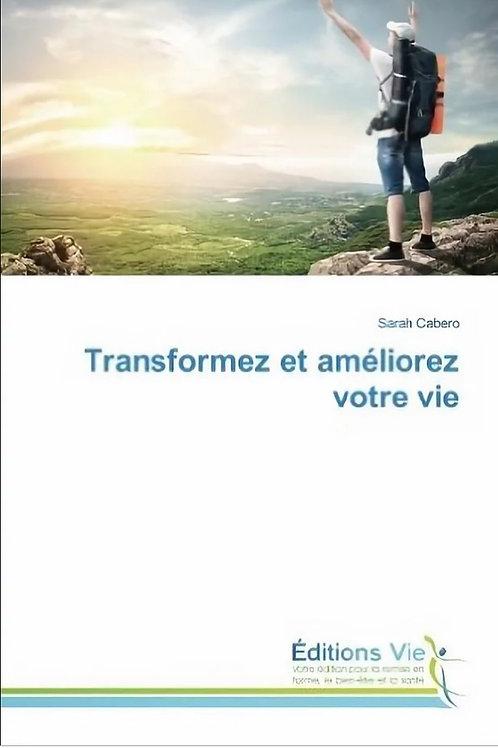 Livre numérique | Transformez et améliorez votre vie