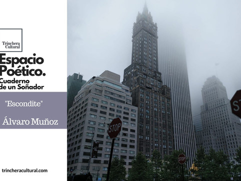 """""""Escondite"""" Álvaro Muñoz (Cuaderno de un soñador)"""