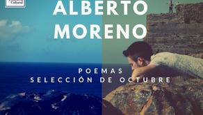Alberto Moreno: selección de octubre