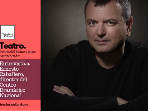 Entrevistamos a Ernesto Caballero, director del CDN. ¡Nuevo podcast!