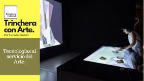 Tecnologías al servicio del Arte. Fundación Telefónica