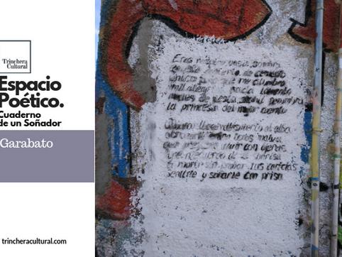 """""""Garabato"""" de Álvaro Muñoz (Cuaderno de un soñador"""