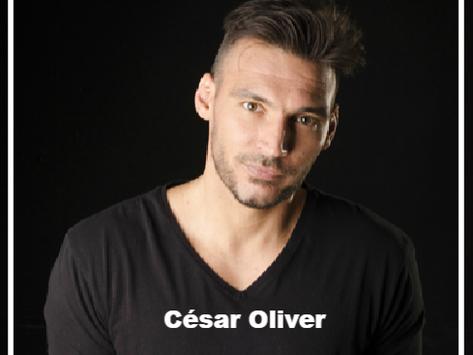 Más allá de la máscara, con el actor César Oliver