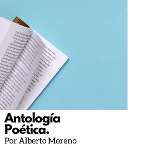 web Antología Poética Alberto Moreno