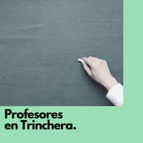 web Profesores en Trinchera