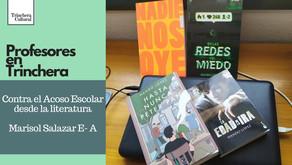 Contra el Acoso Escolar desde la literatura. Nando López