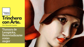 Tamara de Lempicka. Reivindicarse como mujer