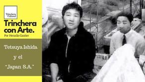 """Tetsuya Ishida y el """"Japan Sociedad Anónima """"(exposición)"""