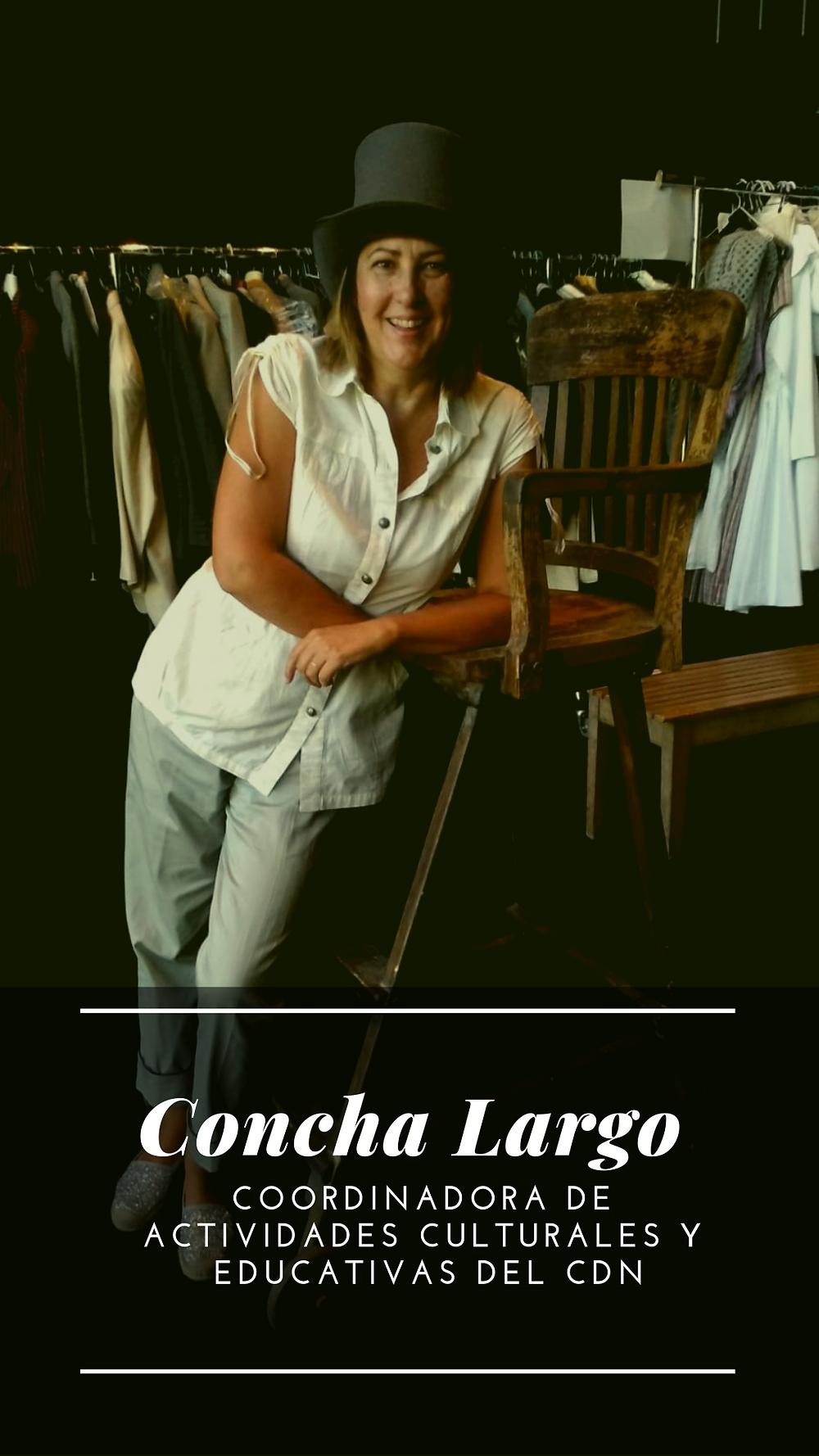 https://www.trincheracultural.com/post/entrevista-a-concha-largo-coordinadora-de-actividades-culturales-y-educativas-del-cdn