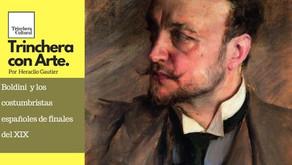 Boldini y los costumbristas españoles de finales del XIX