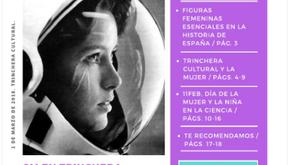 Boletín 3/2018 - 8M, Día Internacional de la Mujer