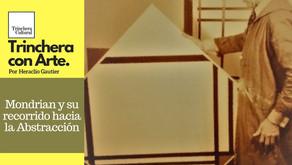 Mondrian y su recorrido hacia la Abstracción