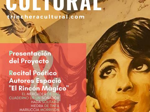 """Evento """"Aniversario de Trinchera Cultural"""""""