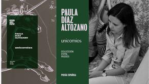 "Más allá del paraíso (crítica literaria de ""Unicornios"", de Paula Díaz Altozano) por José M. Ariño"