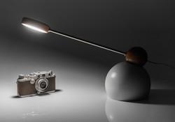 Magnetosphere Desk Lamp 10
