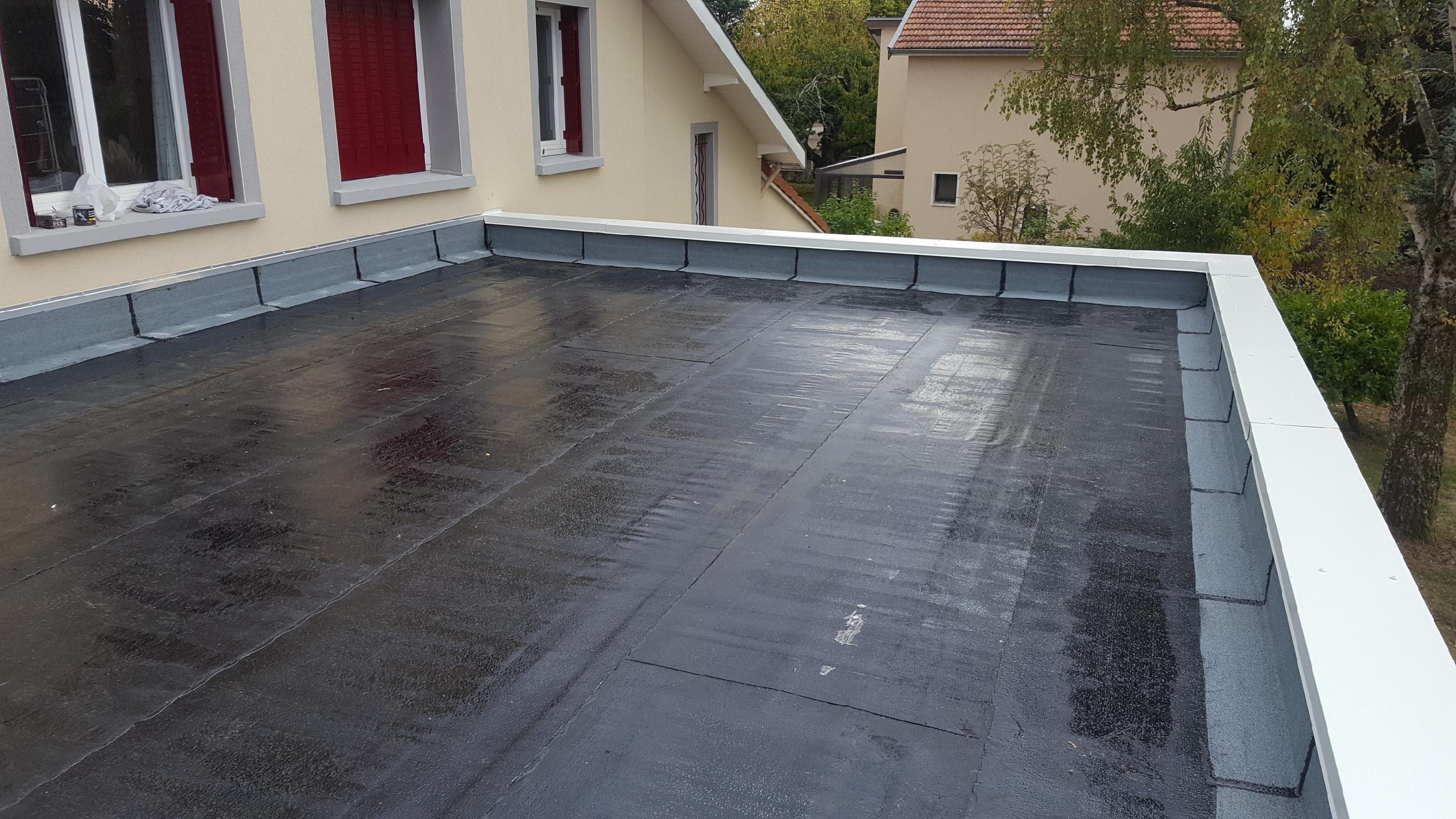 toiture terrasse lyon