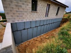 mur enterré brignais