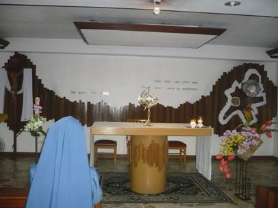 PDDM Alberione Center Chapel