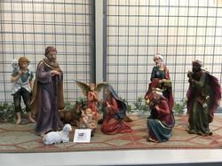 10 Pcs Nativity Set