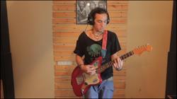 Eden Bar Sever - Electric Guitar