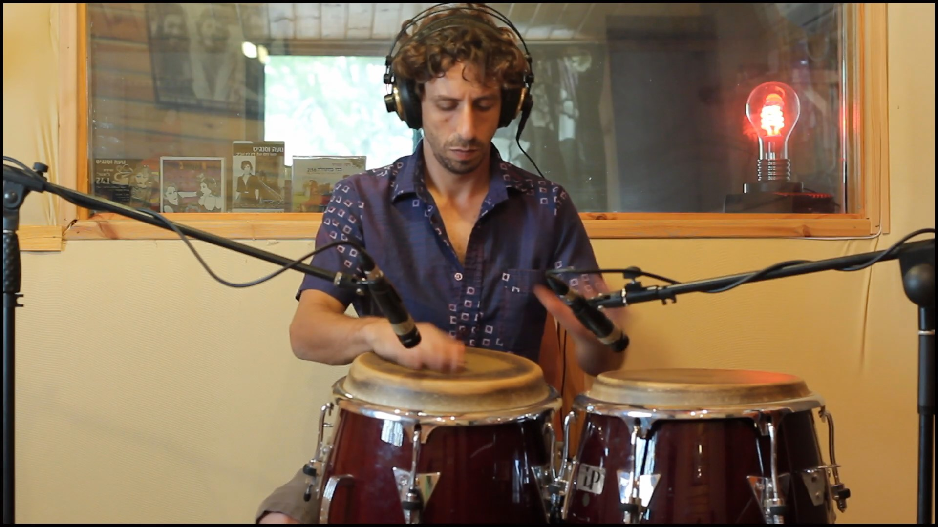 Sangit Segal - Percussion