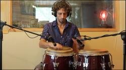 Sangit Segal - Percussion