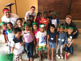 "An Un""Belize""able Experience: One Sister's Mission Trip Experience"