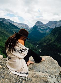 Model in Montana