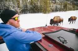 Jan15th-Tourism-SnowCoach-West Yellowstone-Hunter Day-0149