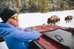 Jan15th-Tourism-SnowCoach-West Yellowstone-Hunter Day-0149
