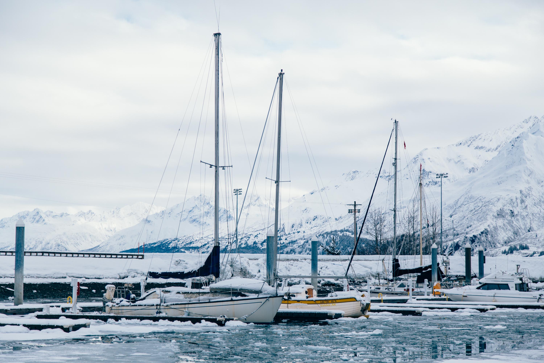 Valdez Boat Harbor