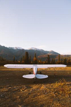 Alaska Airstrip