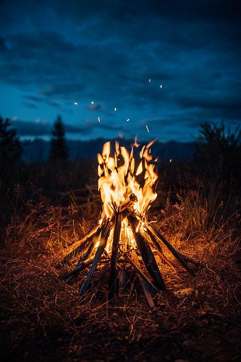 Camp Fire, MT
